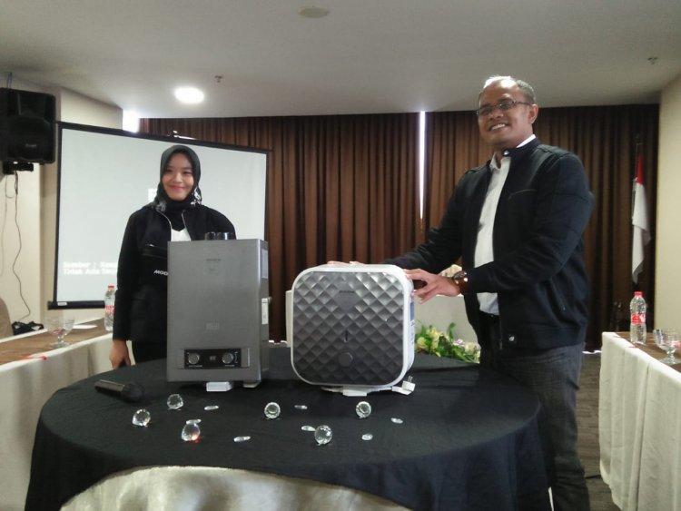 Hadirkan Kemewahan Berlian di Rumah, MODENA Gandeng Christian Sugiono Luncurkan Water Heater Edisi Terbatas