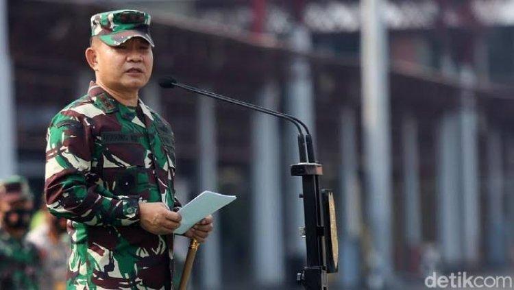 Heboh Berbaju Loreng Copot Spanduk Rizieq, Pangdam Jaya: Itu Perintah Saya!