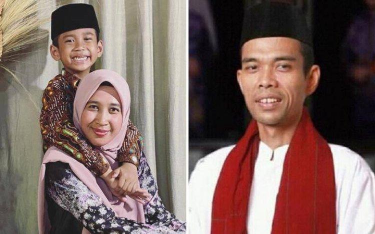 Begini Nama Ustadz Abdul Somad di Ponsel Mantan Istrinya yang Cantik