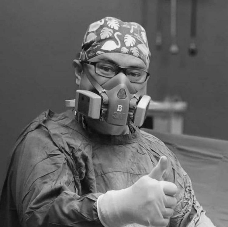 Dokter Tobroni Disholatkan di Halaman RSUD H Hanafie Siang Ini, IDI: Kami Semua Merasa Kehilangan