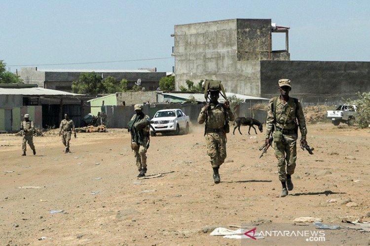 Pasukan Ethiopia Kepung Ibu Kota Tigray