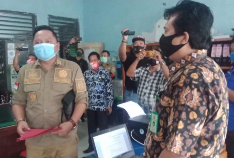 Tim Pidsus Kejari Bungo Geledah Kantor Dinas PMD, Terkait Kasus Ini...