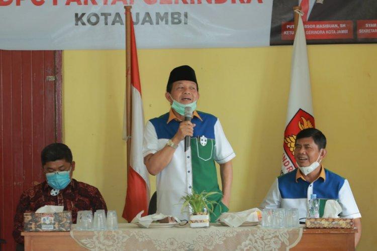 Konsilidasi Tim Jelang 9 Desember, Fachrori Umar - Syafril Nursal Optimis Menang