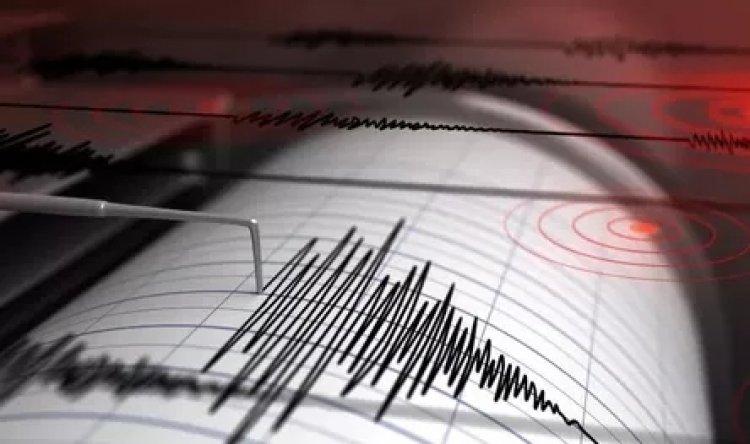 Sukabumi Diguncang Gempa Bumi 4,9 Magnitudo