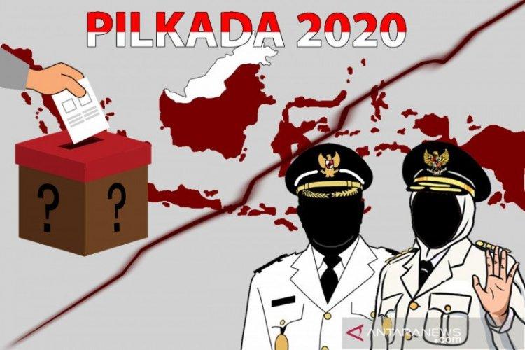 Meski Covid-19, KPU Pertahankan Target Partisipasi Pemilih Pilkada 2020 Sebesar 77,5 Persen