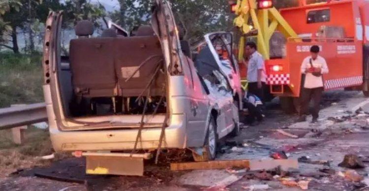 Ini Dia Nama-nama 10 Korban Kecelakaan Maut di Tol Cipali