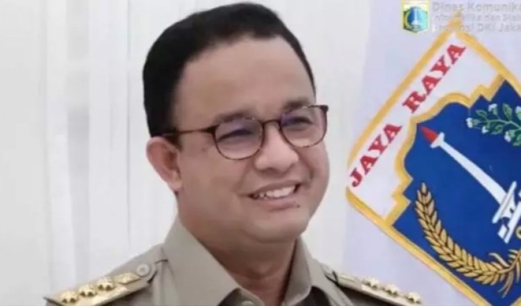 Gubernur DKI Anies Baswedan Positif Covid-19, Begini Kondisinya...