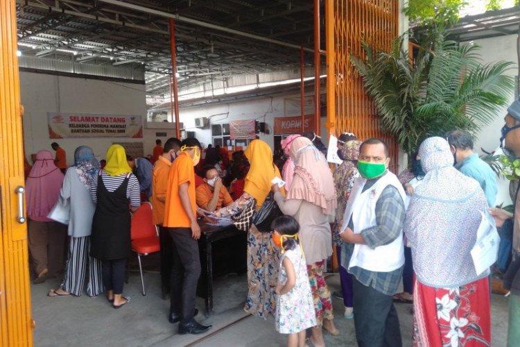 Rp2,4 Triliun Bansos Tunai sudah Disalurkan PT Pos ke 83.447 Desa