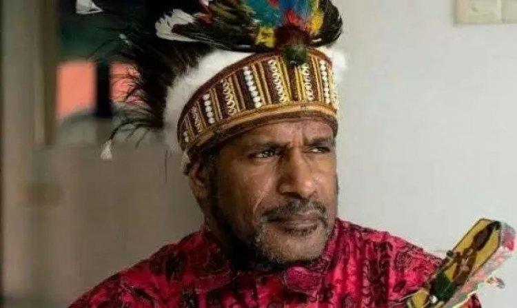 Ganti Nama Republik West Papua, Benny Wenda Sebut Indonesia Ilegal di Papua