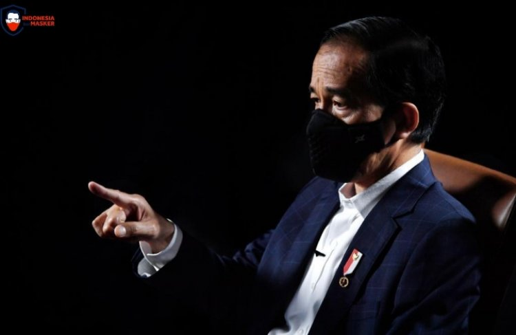 Mensos Tersangka Kasus Bansos Covid-19, Jokowi: Saya Tidak Melindungi Siapapun Terlibat Korupsi!