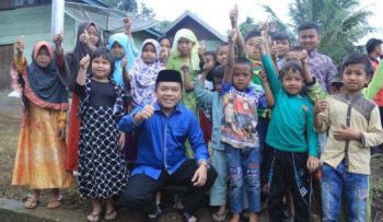 H Al Haris: Anak-anak di Desa Terpencil Sudah Bisa Kembali Sekolah