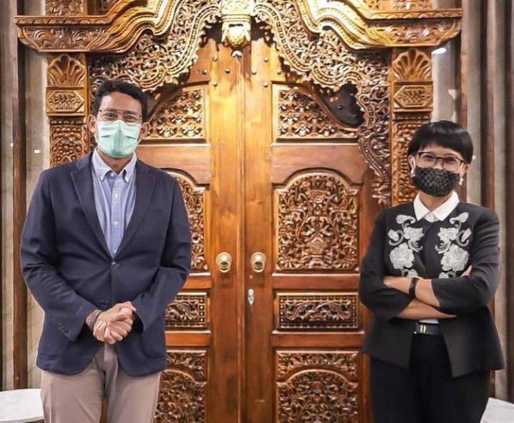 Pintu Masuk Bagi WNA Ditutup, Sandi: Akan Berdampak Sektor Pariwisata...