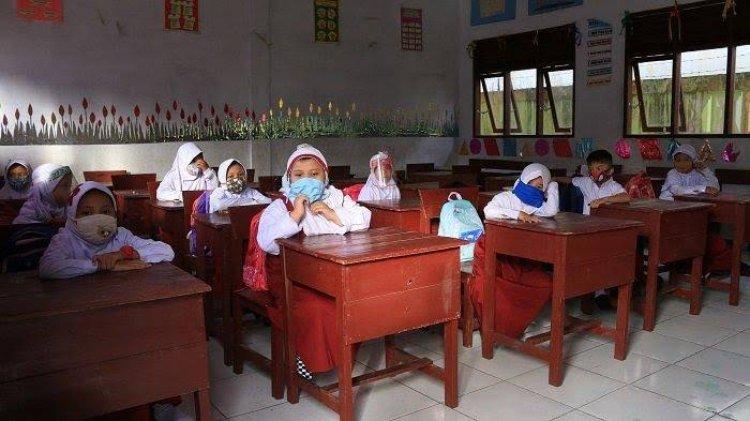 Hore!!! Rabu, Siswa SD & SMP di Merangin Mulai Masuk, Tapi Ini Syaratnya