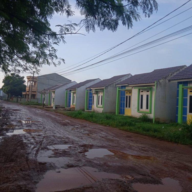 PSU Ratusan Perumahan di Muarojambi Belum Diserahterimakan, Kadis Perkim: Tanyolah Samo yang Lamo
