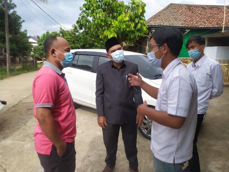 Zulkifli Respon Cepat Keluhan Warga Soal Listrik di Desa Sarangburung