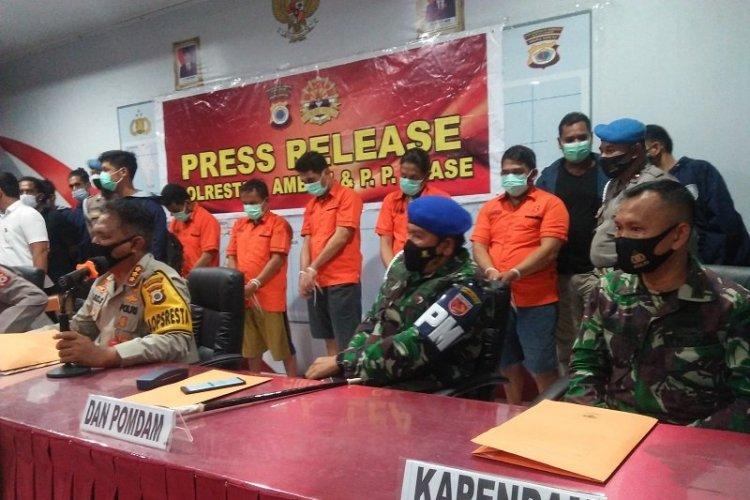 Oknum Anggota TNI AD Jual Amunisi 600 Butir Terancam Dipecat