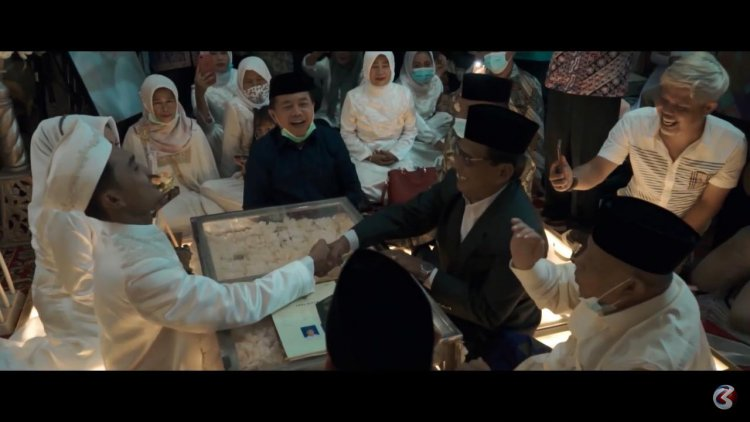 Bupati Al Haris yang Viral di TikTok Gebrak Meja di Ritual Akad Nikah, Ternyata...