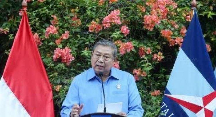 Soal Moeldoko, SBY: Saya Malu dan Bersalah Dulu Berikan Jabatan ke Dia