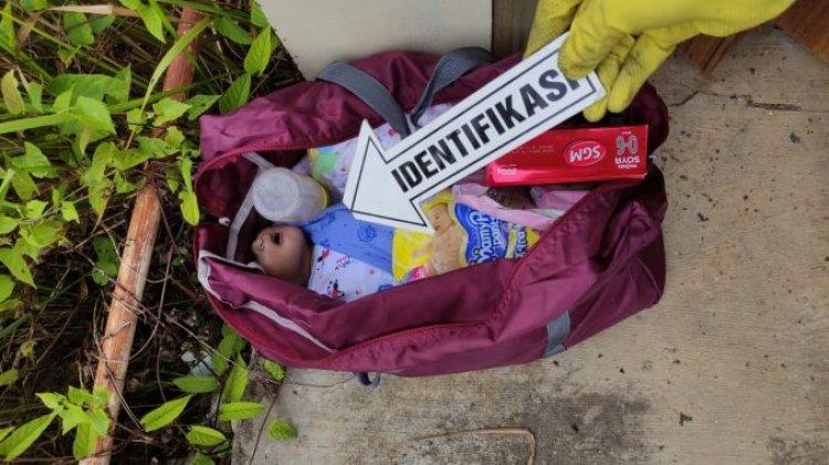 Geger, Warga Bungo Temukan Jasad Bayi di Dalam Tas