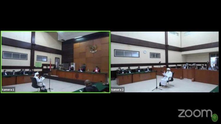 Eksepsi Habib Rizieq Ditolak Hakim, Kuasa Hukum: Sebenarnya Kita Sudah Duga....