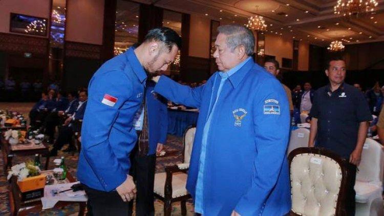 SBY-AHY Dilaporkan Garda 98 ke Mabes Polri, Kubu Moeldoko: Kami Tidak Kenal Pelapor....