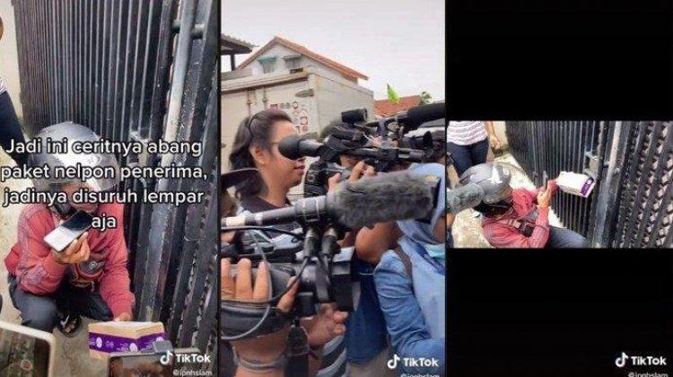 Viral Curhatan Kurir Pengantar Paket, Hingga Demo Shopee, Ternyata...