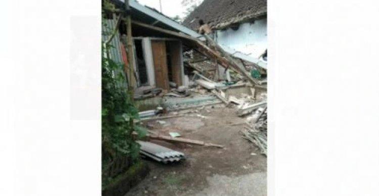 Dahsyatnya Gempa Malang, Begini Dampaknya Luar Biasa....