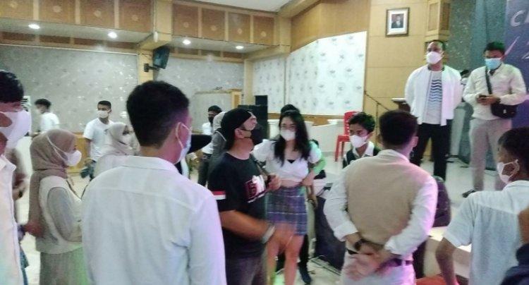 Gelar Pesta hingga Tengah Malam, Acara Perpisahan SMA N 1 Tanjab Barat Dibubarkan Polisi