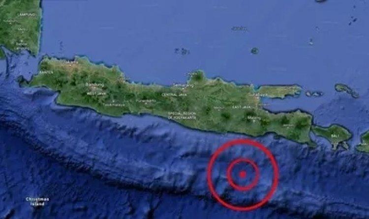 Gempa Susulan 5,5 Magnitudo di Malang, BMKG: Patahan pada Bagian Lempeng Indo-Australia