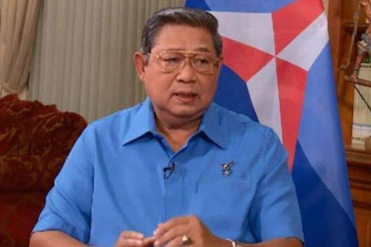 SBY Daftarkan Lambang Demokrat ke HAKI, Perancang: SBY Bukanlah Pendiri Partai...