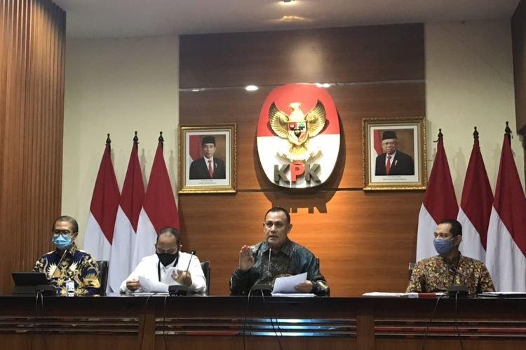 Pasang Foto Presiden di KPK Jadi Heboh, dari Mantan Jubir Hingga DPR Komentari...