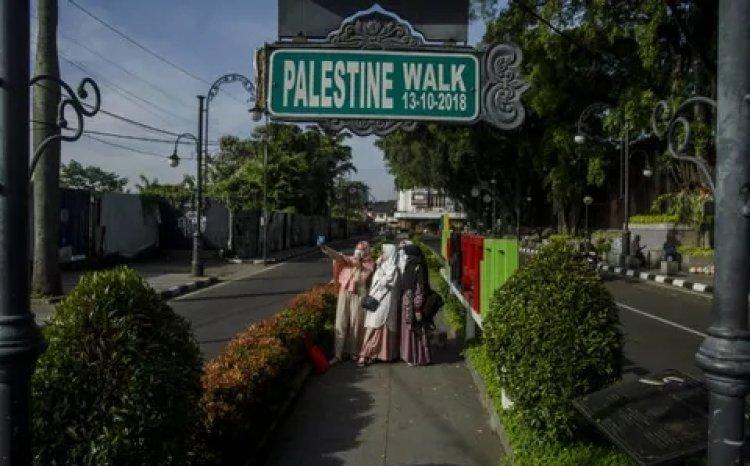 Begini Penampakan Kota Bandung Saat Lebaran Masa Covid-19