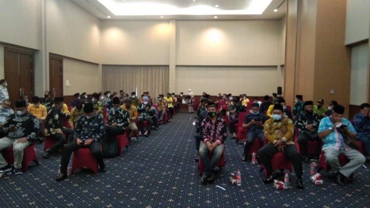 Forum Rio Gelar Silaturahmi, Bupati Bungo Minta Tetap Terapkan Prokes & Ingatkan Soal PPKM