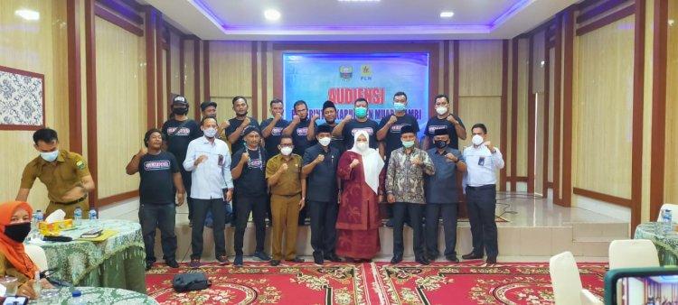 Listrik Sering Mati, Masyarakat 3 Kecamatan Ini Ngadu ke Bupati Masnah