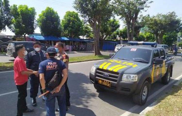 Sempat Dipepet Anggota TNI dan Istrinya Ini Ditembak Saat di Mobil