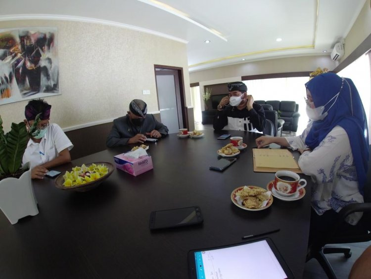 Sambangi BPSDM, KPK Dorong Materi Antikorupsi Jadi Kurikulum Pendidikan ASN Bali