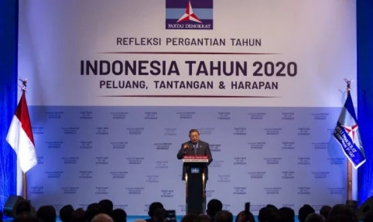 SBY Disebut Masih Bisa Bikin Heboh Lawan Politiknya, Terutama Pada Pilpres 2024