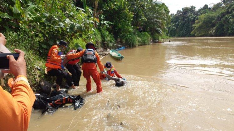 Kembali ke Pangkuan Illahi, Pekerja Jembatan Merangin Ditemukan Tewas