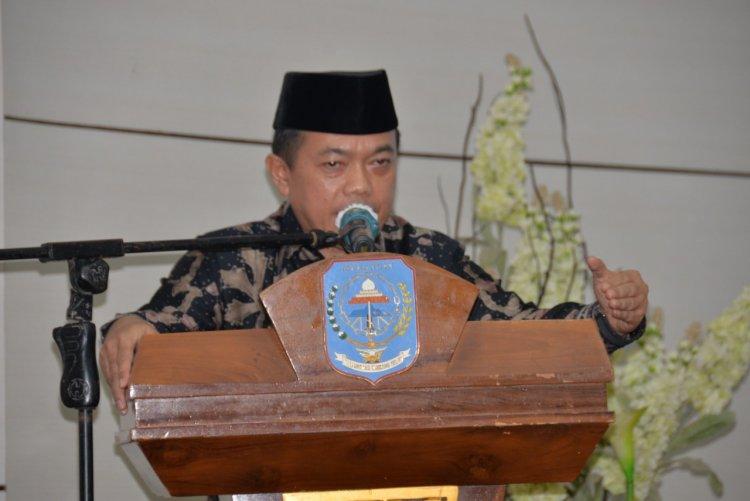 Pulang ke Merangin, Gubernur Al Haris Berbicara Tentang Jabatan