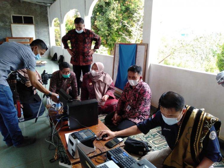 Kabar Gembira, Warga Muarojambi Sudah Bisa Melakukan Perekaman E-KTP di Kecamatan