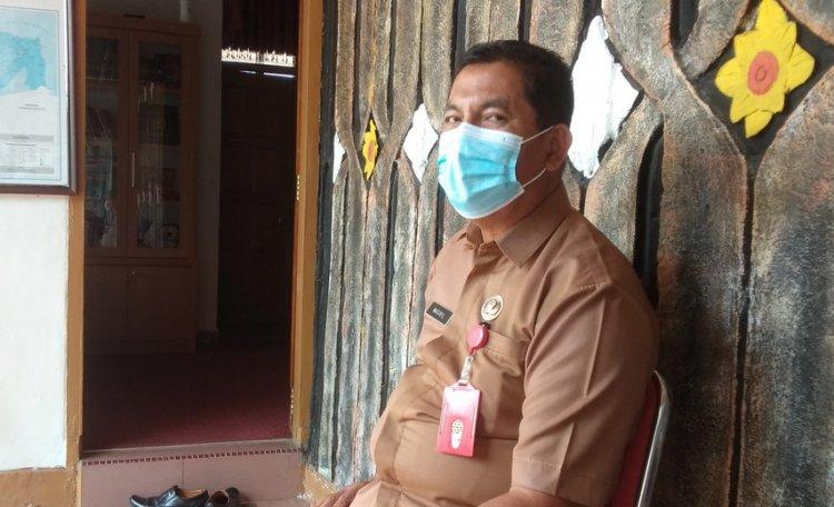 Enam Kecamatan di Bungo Status Zona Merah, Masril: Sekolah di Zona Ini Dilakukan Daring