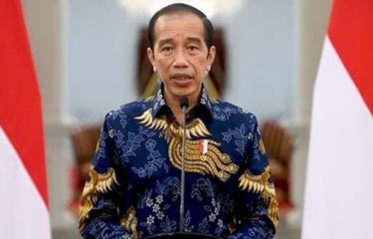 SAH! Jokowi Perpanjang PPKM Level 4 Hingga 2 Agustus 2021