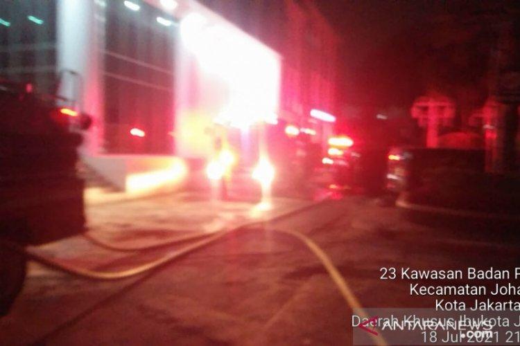 Kebakaran Gedung BPOM, Polisi Tangani Kasus Ini: Kita Dalami Keterangan Saksi