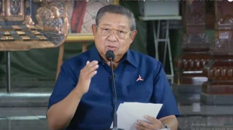 SBY: Ya Allah Bimbinglah Pemerintah Kami agar Dapat Mengatasi Pandemi, Begini Tanggapan Luhut