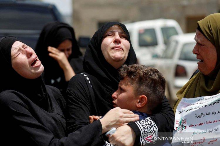 Biadab! Pasukan Israel Tembak Mati Anak Palestina 12 Tahun