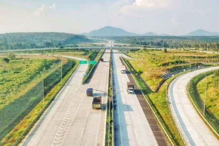 Sejauh Mana Perkembangan Jalan Tol di Jambi, Klik di Sini