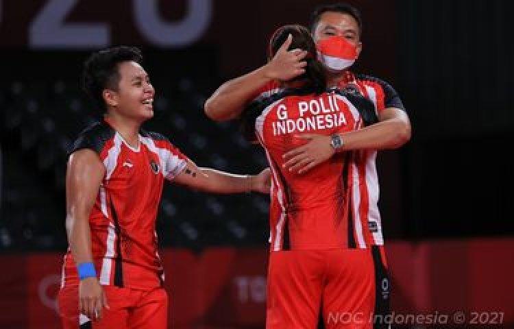 Olimpiade Tokyo, China Kokoh di Puncak dan Indonesia Masih Bertengger di Urutan 53
