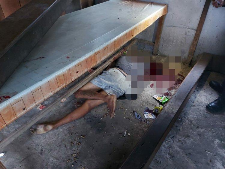 Geger! Mayat Pria Ditemukan Bersimbah Darah di Depan Toko Kenali Besar Jambi