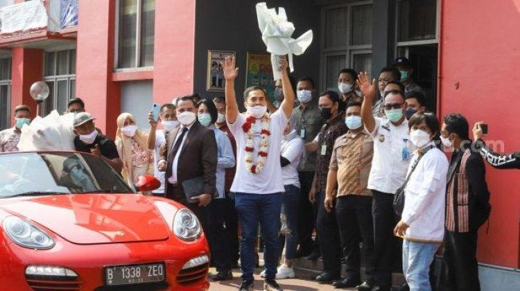 Saiful Jamil Bebas & Disambut Meriah, Seksolog: Ini Pelaku Kejahatan Lho, Dia Bukan Superhero....