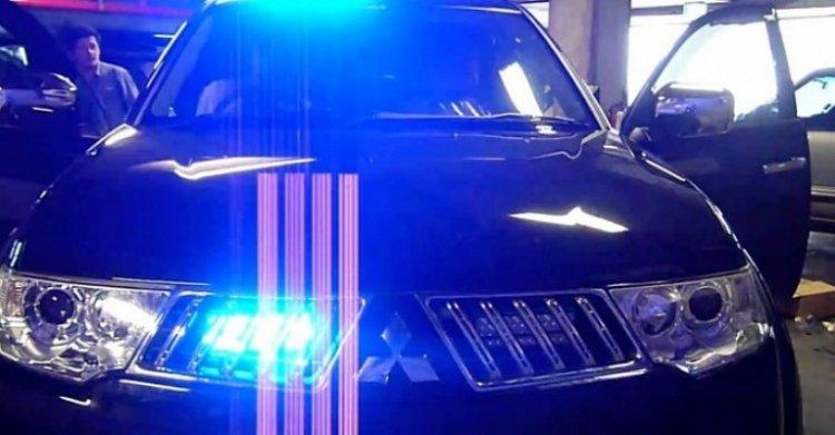 Viral Polisi Amankan Mobil Berpelat Dinas TNI Palsu di Jaksel